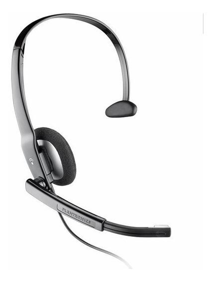 Headset Usb 615 Áudio Skype Voz Conferêncialote 10 Unidades