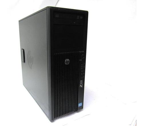 Hp Workstation Xeon E5 2620 Hd 1 Tera 16g Nvidia Fx580 128bt