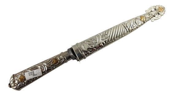 Cuchillo Alpaca Martin Fierro Hoja 14 Cm Cod 0550 Premiun