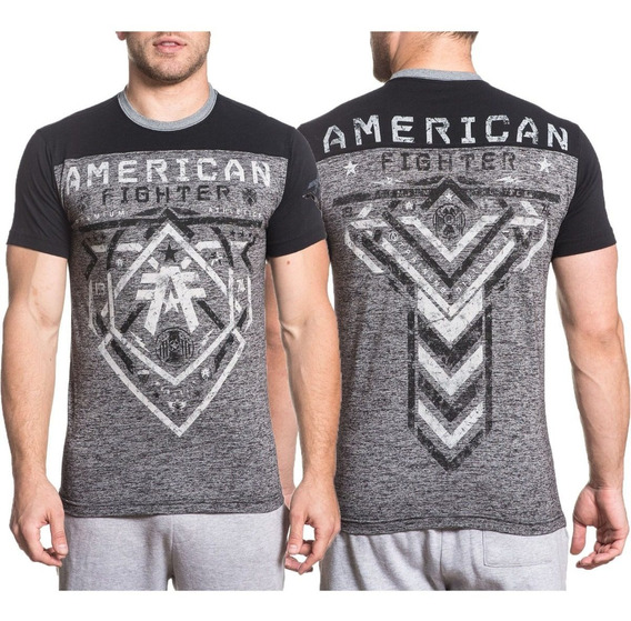 Remera American Fighter By Affliction Hartwell
