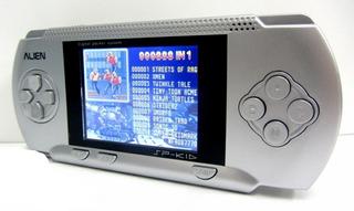 Consola De Juegos Portátil Video Juegos Tipo Sega
