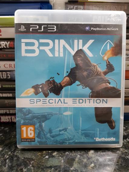 Brink **playstation 3 Original**