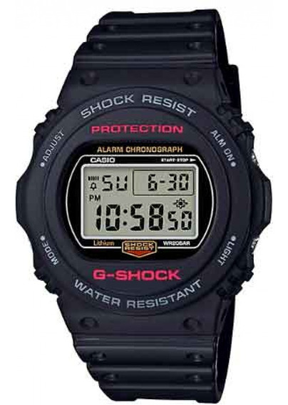 Relógio Masculino Casio G-shock Digital Preto Original