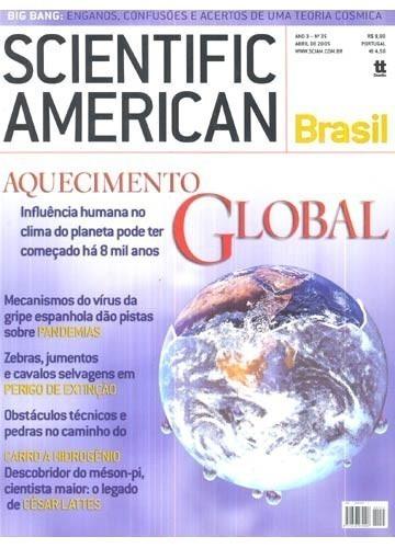 Revista Scientific American - Aquecimento Global Ano 3 Nº35