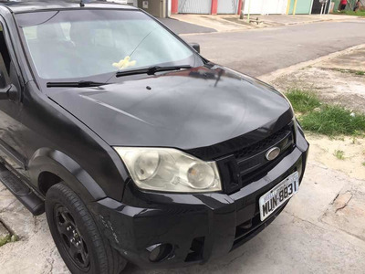 Ford Ecosport 1.6 Xl Flex 5p 2008