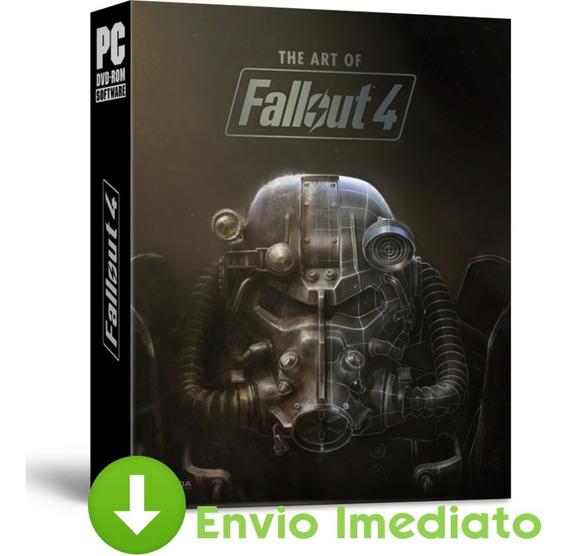 Fallout 4 Pc + 7 Dlcs Brinde Completo Português Envio 2019