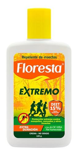 Repelente Floresta Extremo Cr 15% Deet 120 G
