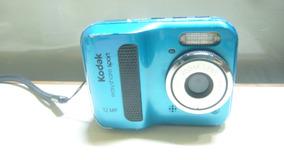 Câmera Kodak Easyshare Sport C12 - Não Liga