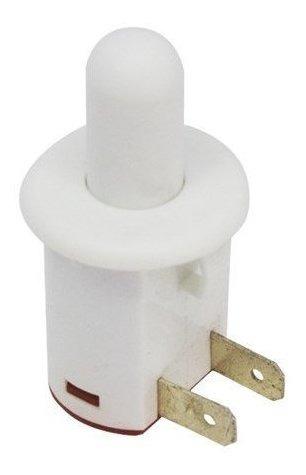 Chave 24533 Interruptor Botão 1a 1nf Branco Pushbutton Margi