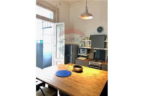 Recoleta,ph En 90m2,reciclado,terraza, Ideal Renta