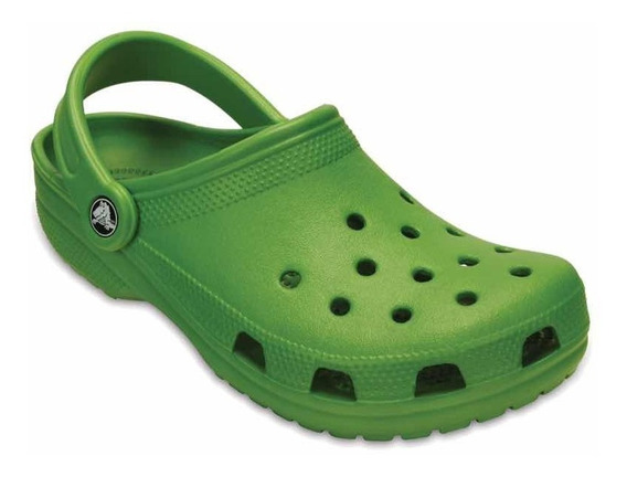 Crocs Classic Original Verde