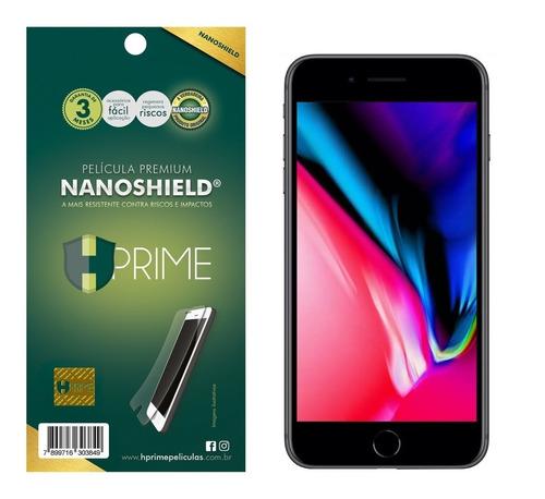Imagem 1 de 3 de Película Hprime Nanoshield iPhone 7 Plus E 8 Plus Original