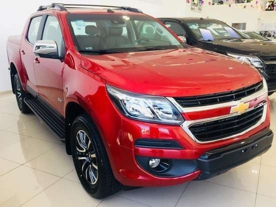 Chevrolet S10 2.8 High Country 4x4 Cd Turbo Diesel Aut. 2020