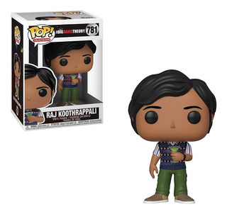 Funko Pop The Big Bang Theory Raj Koothrappali