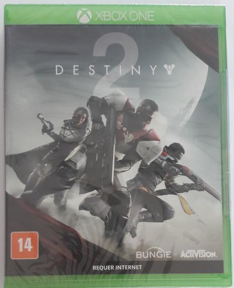 Destiny 2 Xbox One, Original, Novo, Lacrado, Mídia Física.