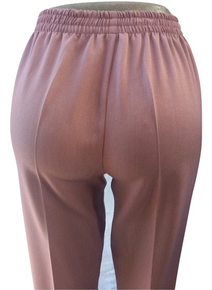 Pantalón De Vestir, Para Mujer, Talla Especial Xxl (46-48)