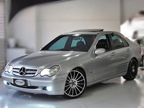Mercedes-benz C 180 K 1.8 Classic Kompressor 2004