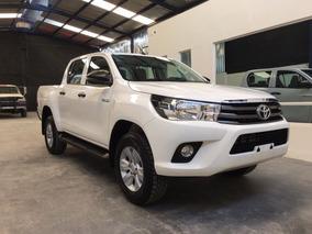 Toyota Hilux Doble Cabina S R 2019, Sin Rodar.
