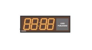 Cronómetro Digital Led
