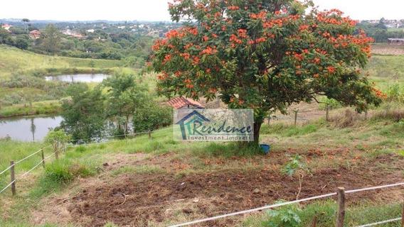 Sitio Itaici, Próximo A Cidade, Com Baias, Vista Maravilhosa, Equitação, Lago - Si0005
