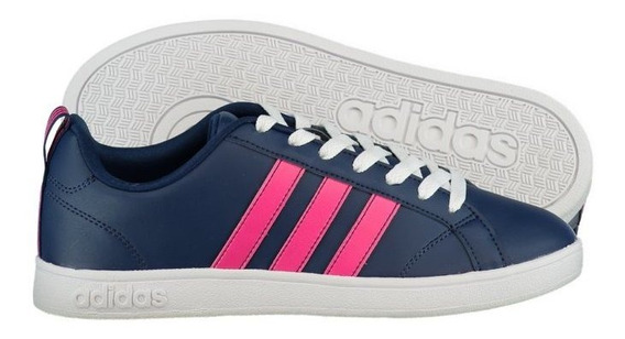 Tenis adidas Vs Advantage B74572 Azul 100% Original!
