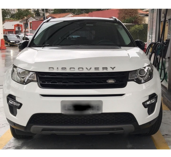 Land Rover Discovery Sport Se Gasolina 7 Lugares