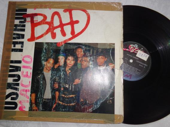 Lp Raro Bad (mix), Michael Jackson