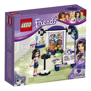 Lego Friends Emma Photo Studio 96 Piezas
