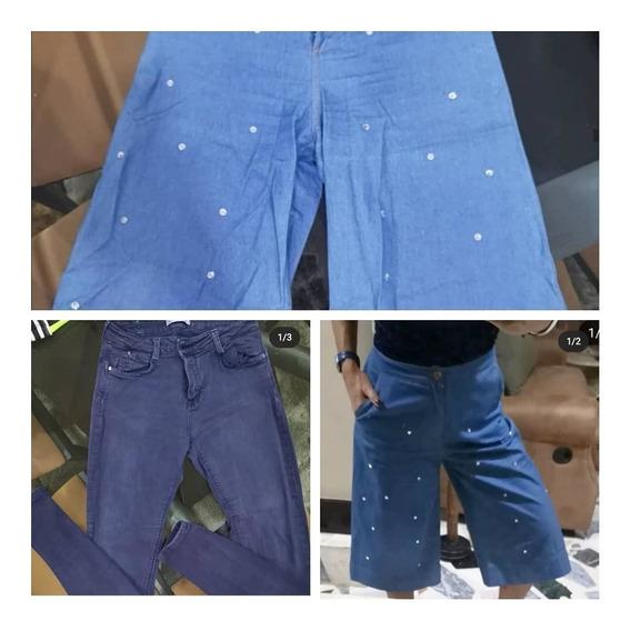 Pantalon Dama Casual Original Talla S M L