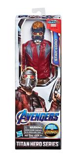 Muñeco Star Lord Avengers Endgame 30cm Armonyshop