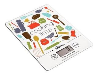 Silfab Balanza Electrónica De Cocina Ultra Slim - Bc300