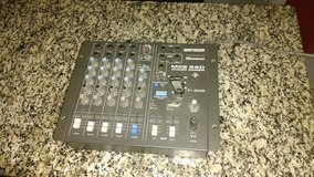 Audio Mixer Ciclotron Wattsom Mxs 6sd