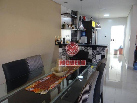 Casa Com 3 Dormitórios À Venda, 228 M² Por R$ 430.000 - Altos Do Taquaral - Piracicaba/sp - Ca2138