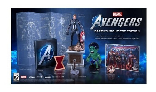 Juego Ps4 Avengers Ce Juego Ps4 Avengers Ce Tk874