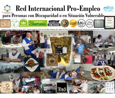 Franquicia Social Gratuita (sazonadores Con Sabor A México)