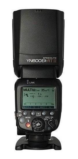 Flash Speedlite Yongnuo Yn-600ex-rt Ii+difusor