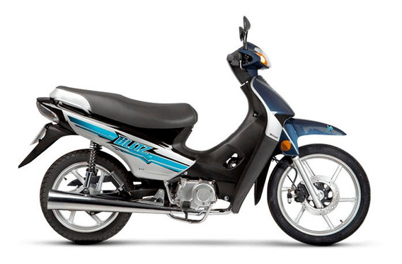 Motomel Blitz 110 Full V8 0km 2020 Financiación Dni 100%