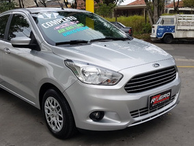 Ford Ka + Sedan 2017 Completo Impecável 17.000 Km 1.5 Flex