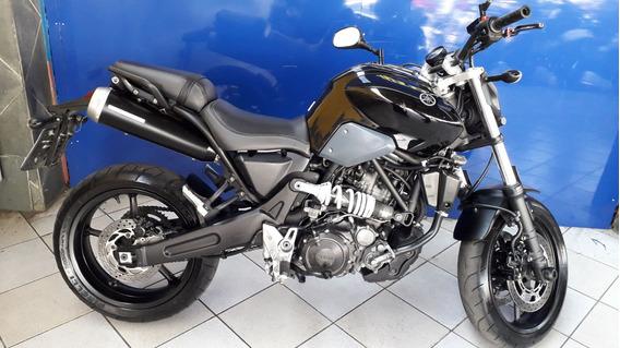 Yamaha Mt-03 660 Preta 2008
