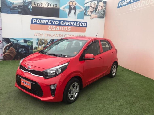 Kia Morning  Ex 1.2 5mt Abs Ac 2018