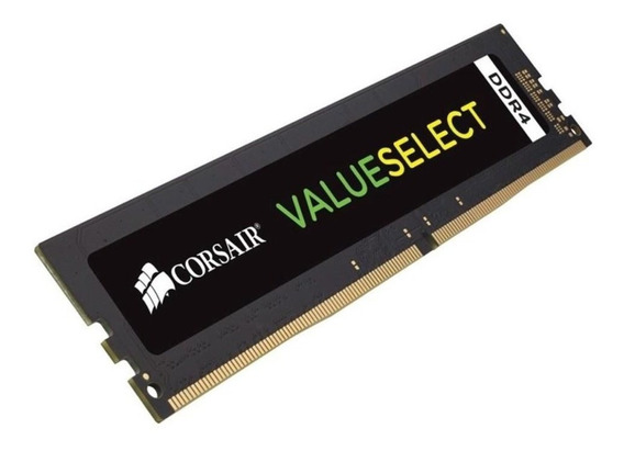 Memória Corsair Value Select 16gb 2133mhz Ddr4 Cl15 - Cmv1