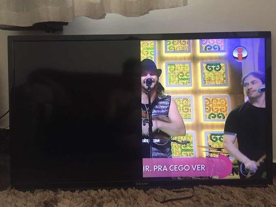 Tv 40 Polegadas Semp Toshiba Tela Com Defeito