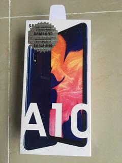 Celular Samsung A 10, Liberado Nuevo
