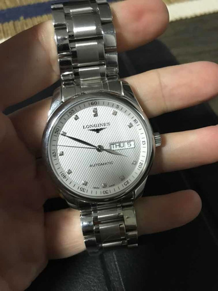 Relógio Longines Master Collection