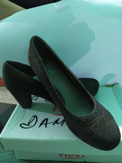 Zapatos Flexi Para Dama Talla 3 En Oferta
