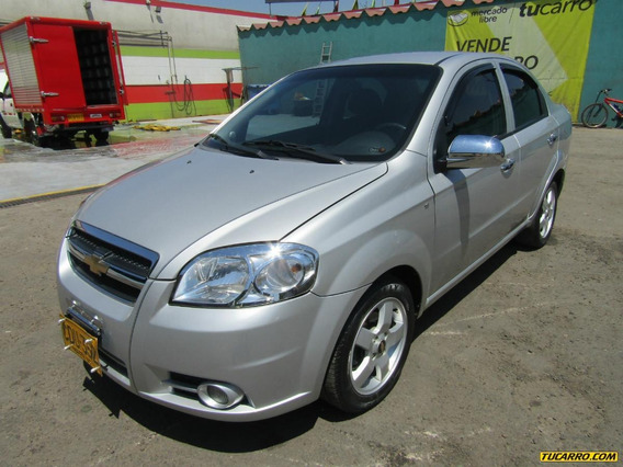 Chevrolet Aveo Emotion 1600 Mt