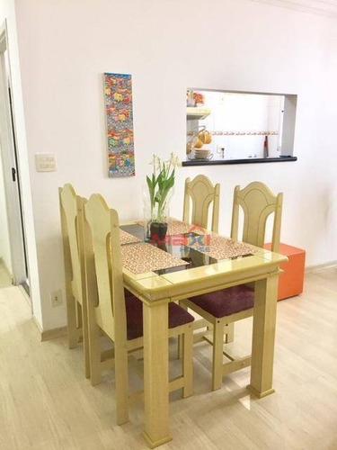 Apartamento À Venda No Condomínio Maresias Em Quitaúna Em Osasco - Ap0662