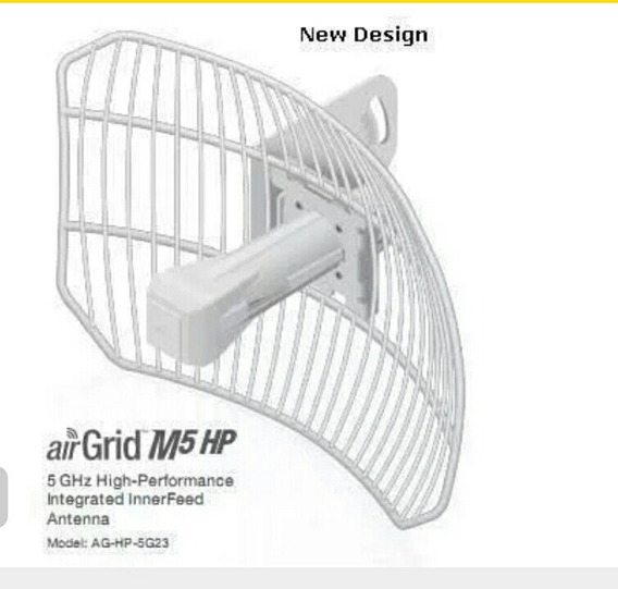 Antena Cpe Airgrid M5-hp Antena 23dbi Ubiquiti