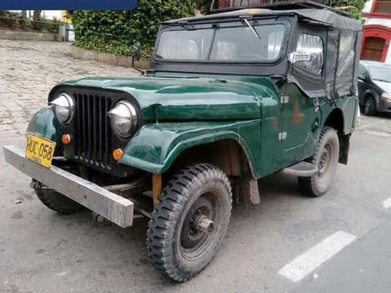Jeep Willys Mt 2300 Cc