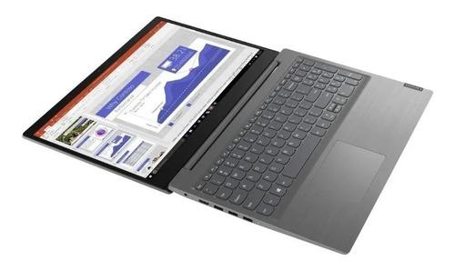 Imagen 1 de 7 de Notebook Lenovo V15 Core I5 Pant 15.6  12gb Ssd960g Free Dos